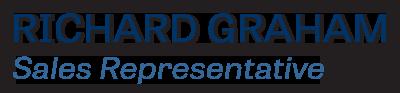 Richard Graham Sales Representative